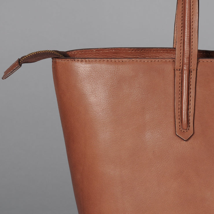 Allie Tote Leather Bag
