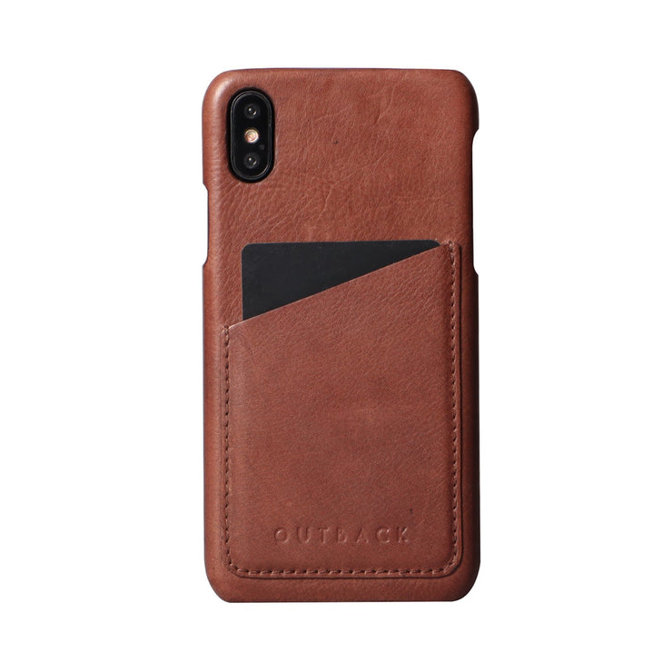Card phone cover for iPhone X