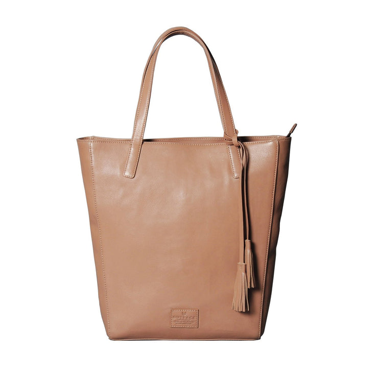 Chelsea Leather Shopper