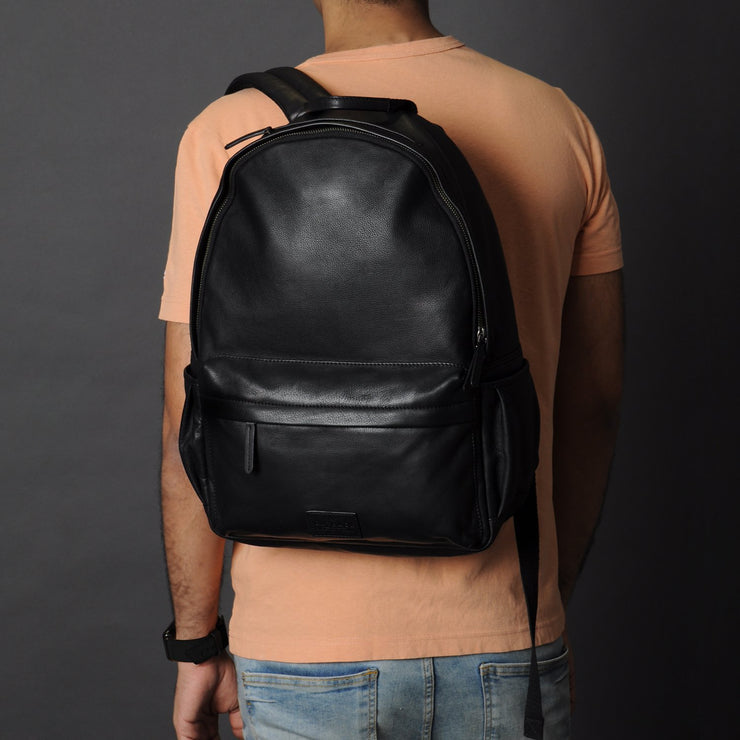 Journey Leather Backpack