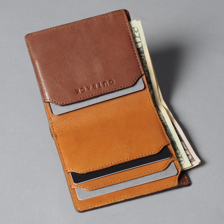 Minimal Leather Wallet for men