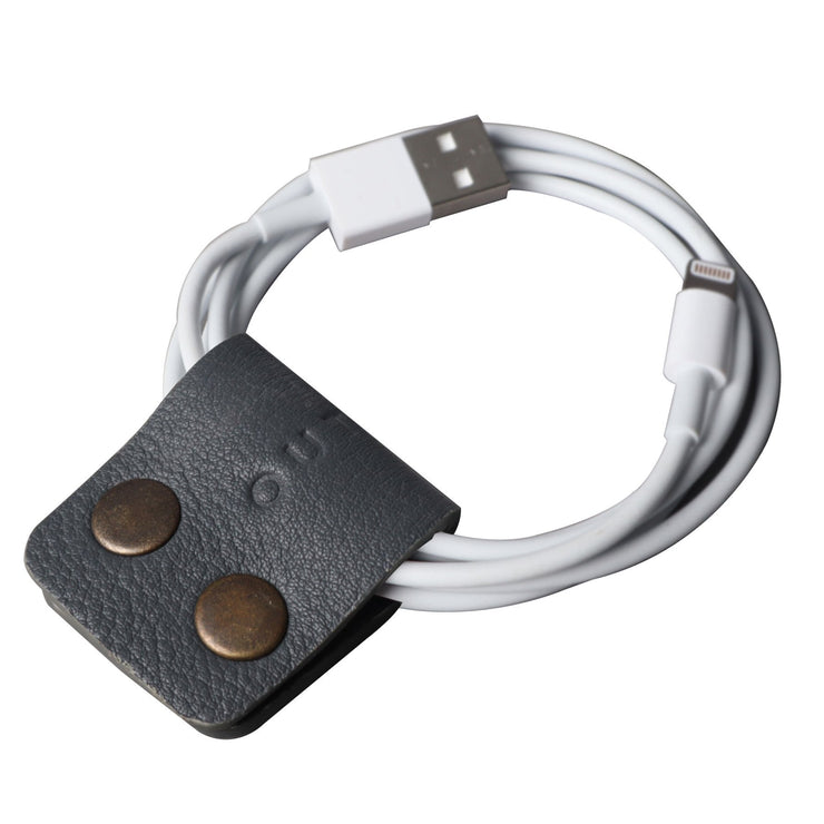 Leather Cable Wraps