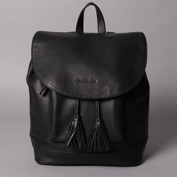 Athena Leather Backpack