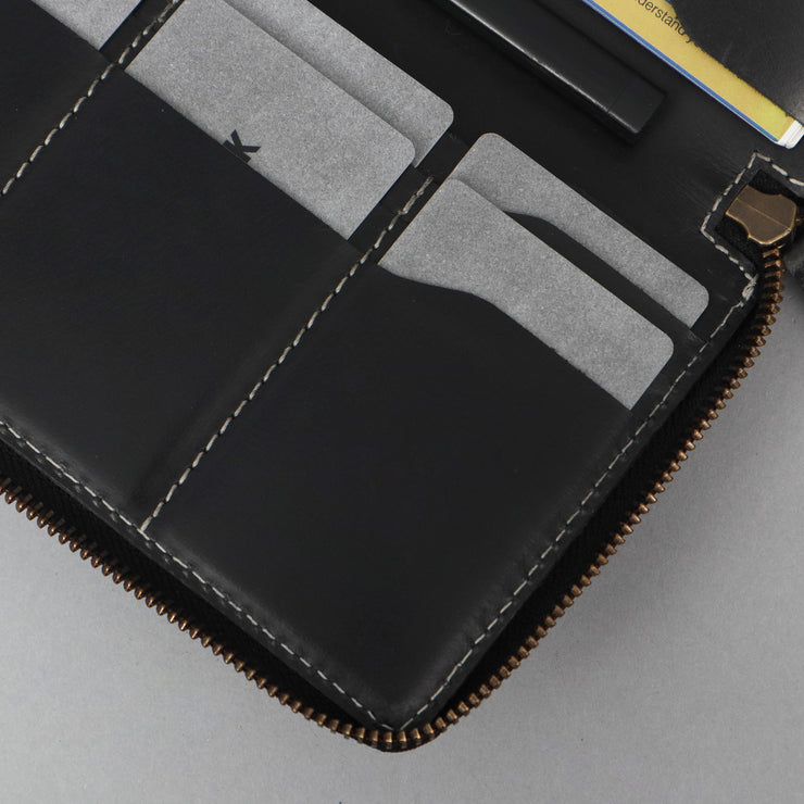 Cheque Book Wallet