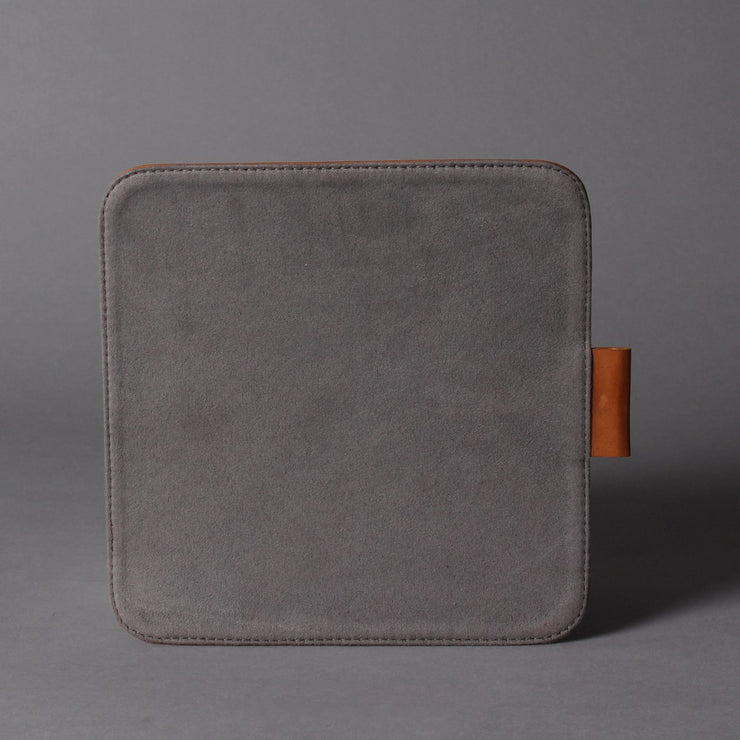 Square Leather Mouse Pad