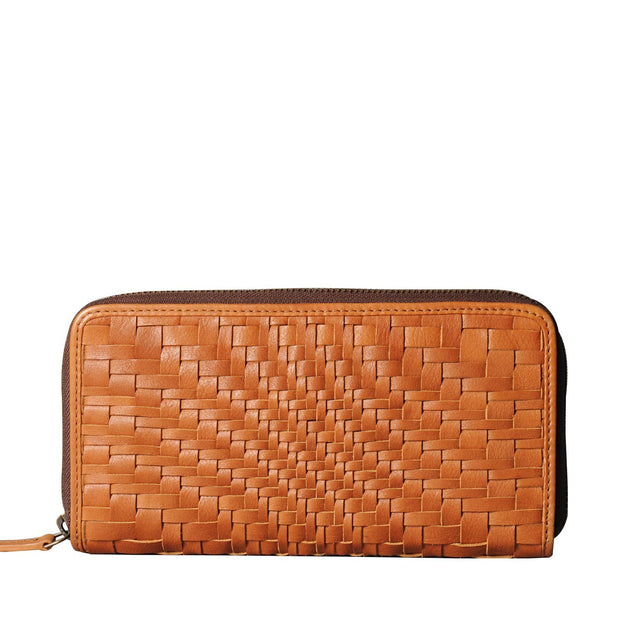 Continental Leather Wallet for women