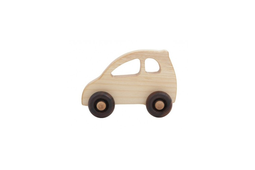 Eco car Wooden Story