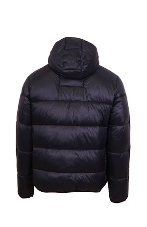 SUNS HOODED JACKET 00105 NAVY