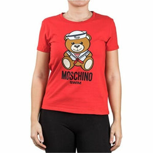 LOVE MOSCHINO A1914 2613 T-SHIRT WOMAN