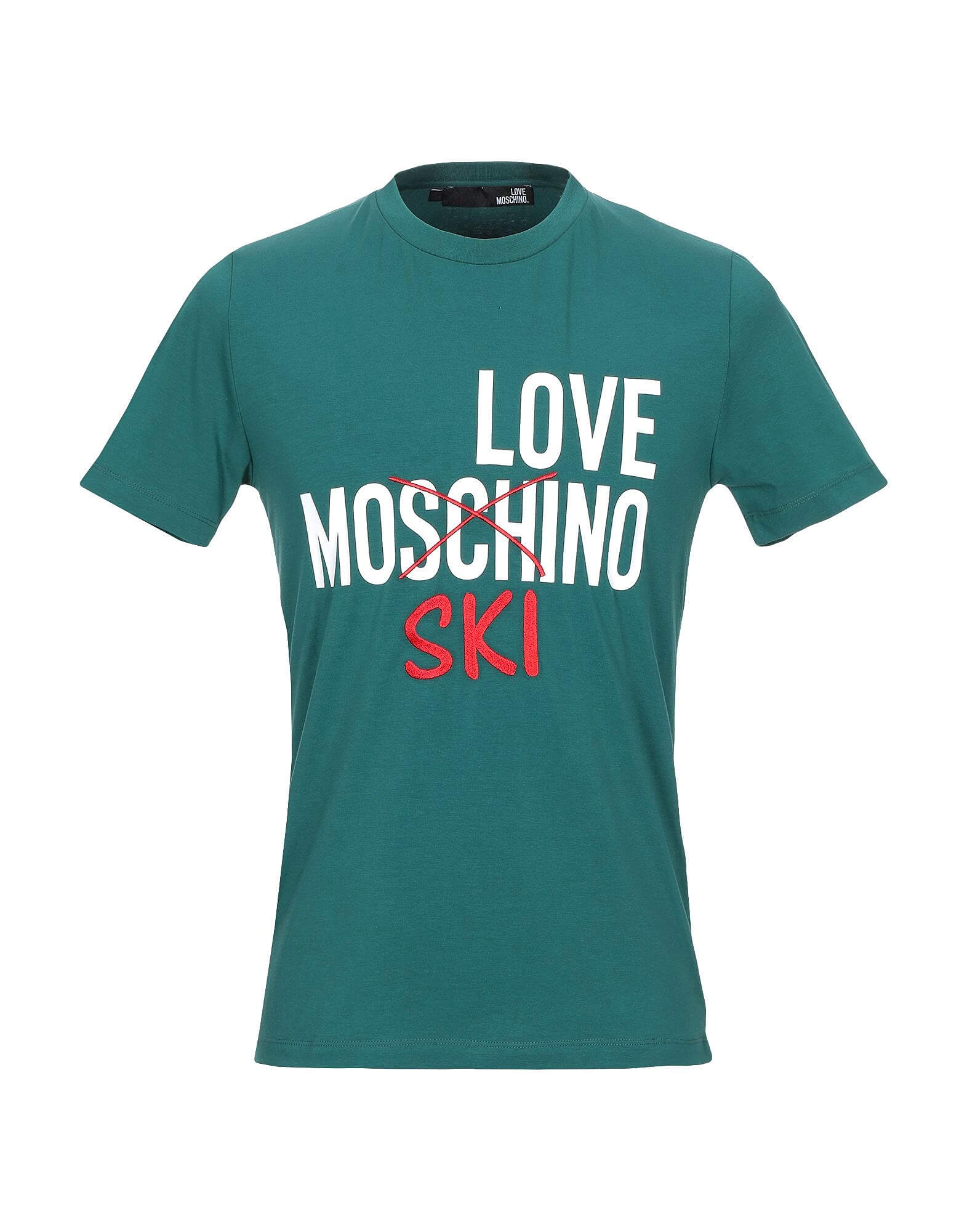 LOVE MOSCHINO SKI T-SHIRT MAN  M473011RE1811
