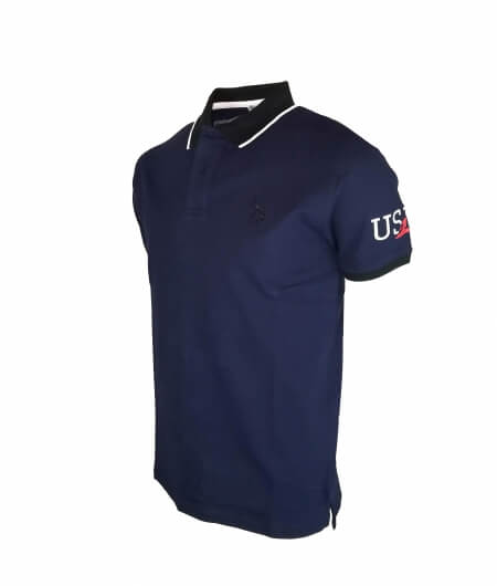 USPA SPORT POLO T-SHIRT MAN 56281