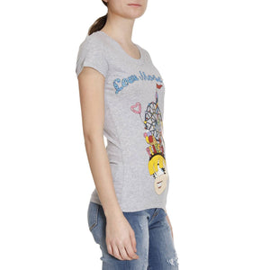 LOVE MOSCHINO W4B193IE1512 T-SHIRT WOMAN