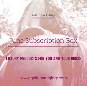 June Box Only - Equestrian Subscription Box
