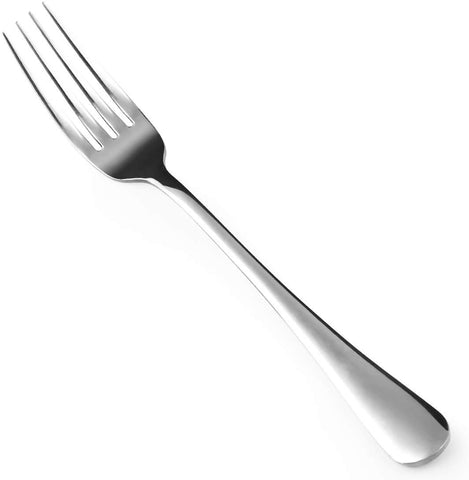 8 Inch13/0 Heavy-duty Stainless Steel Dinner Forks Set of 12