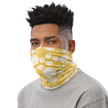 Load image into Gallery viewer, Yellow Pop! Neck Gaiter