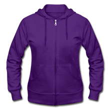 Load image into Gallery viewer, Women's Vintage Zip Hoodie