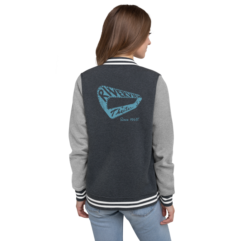 Women's Vintage Letterman Jacket