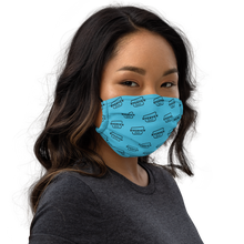 Load image into Gallery viewer, Riverview Face Mask - Blue