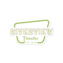 Load image into Gallery viewer, Riverview Logo Bubble-free stickers