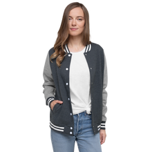 Load image into Gallery viewer, Women's Vintage Letterman Jacket
