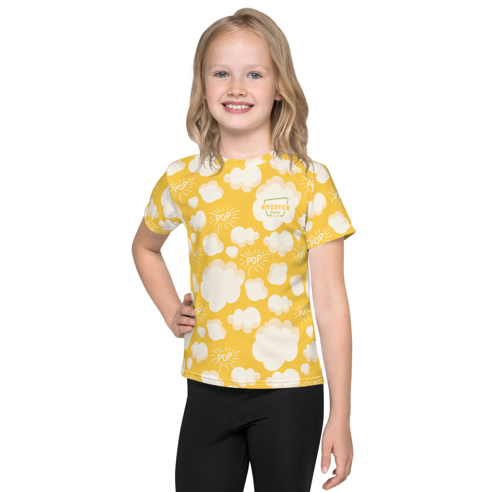 Kids LOGO Pop! All Over Print T-Shirt