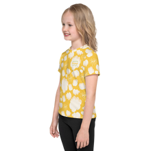 Load image into Gallery viewer, Kids LOGO Pop! All Over Print T-Shirt