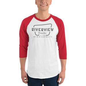 Riverview Logo Baseball shirt - Unisex fit