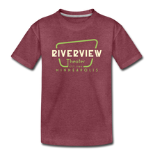 Load image into Gallery viewer, Toddler Premium T-Shirt - heather burgundy