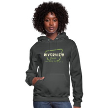 Load image into Gallery viewer, Women's Hoodie - asphalt