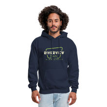 Load image into Gallery viewer, Men's Hoodie - navy
