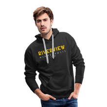 Load image into Gallery viewer, Men's Premium Hoodie - black