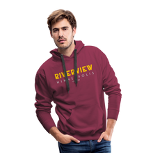 Load image into Gallery viewer, Men's Premium Hoodie - burgundy