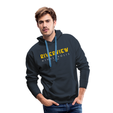 Load image into Gallery viewer, Men's Premium Hoodie - navy