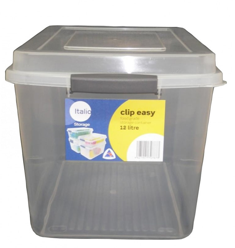 Clip Easy Container, 12 Lit