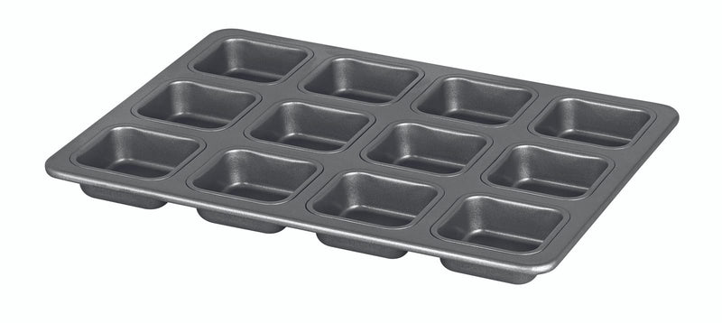 Square Brownie Pan 12 Cup