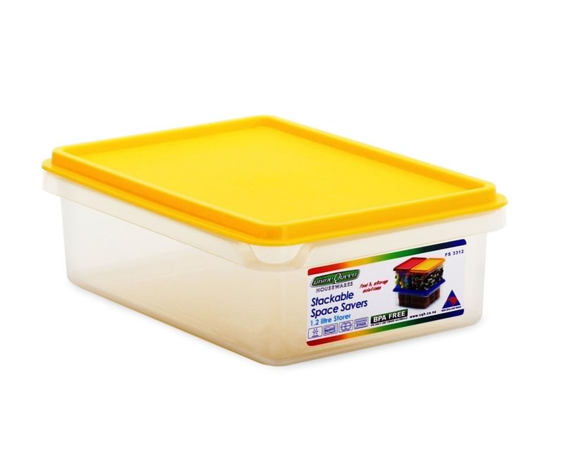 Cuisine Queen 1.2 Litre Food Storer