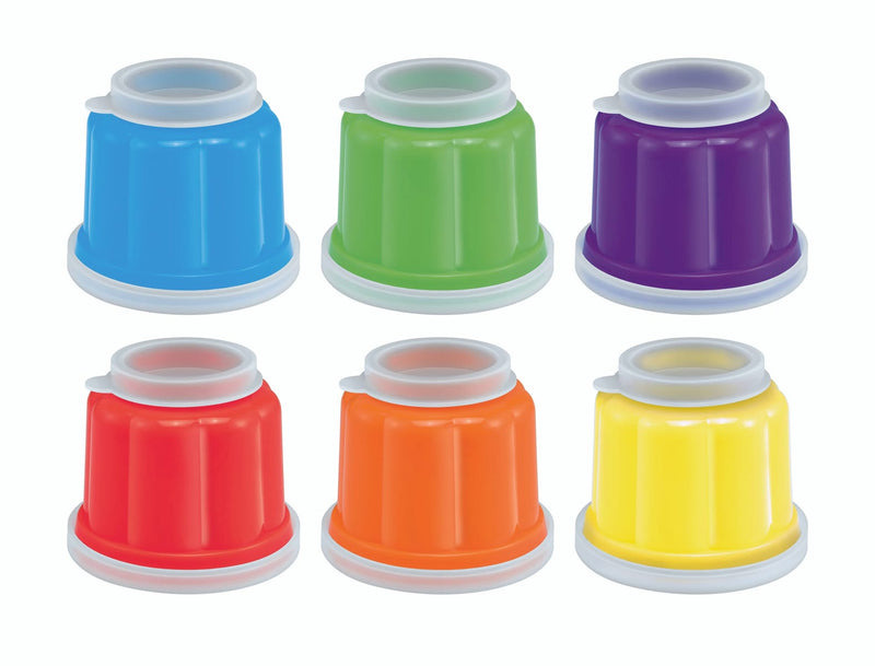 Mini Jelly Moulds 6 Pack