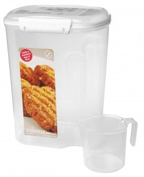 Klip It 3.25 Litre Bakery Storer