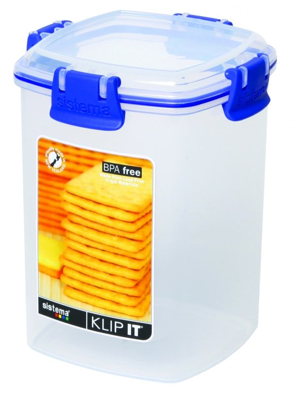 Klip It 900ml Cracker Storer