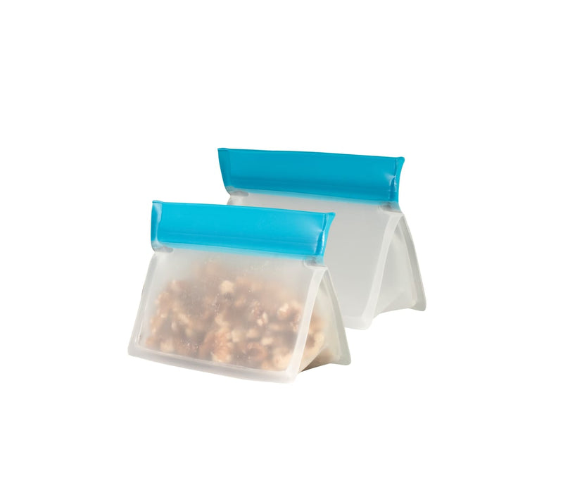 Reusable Stand Up Bag 125ml Set Of 2