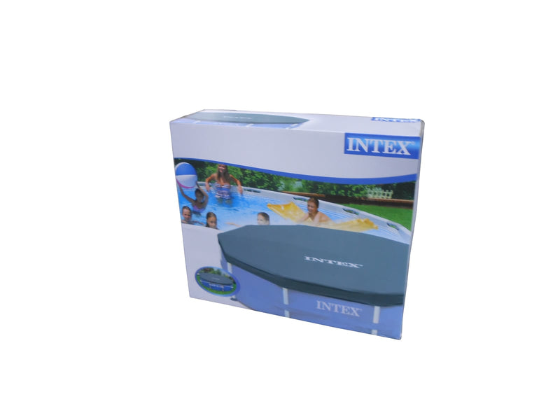 Intex Metal Frame Pool Cover, 15ft