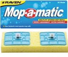 Raven Multi Fit Mop-a-Matic Refill