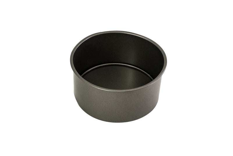 Cake Pan Round Deep Loose Base 18cm