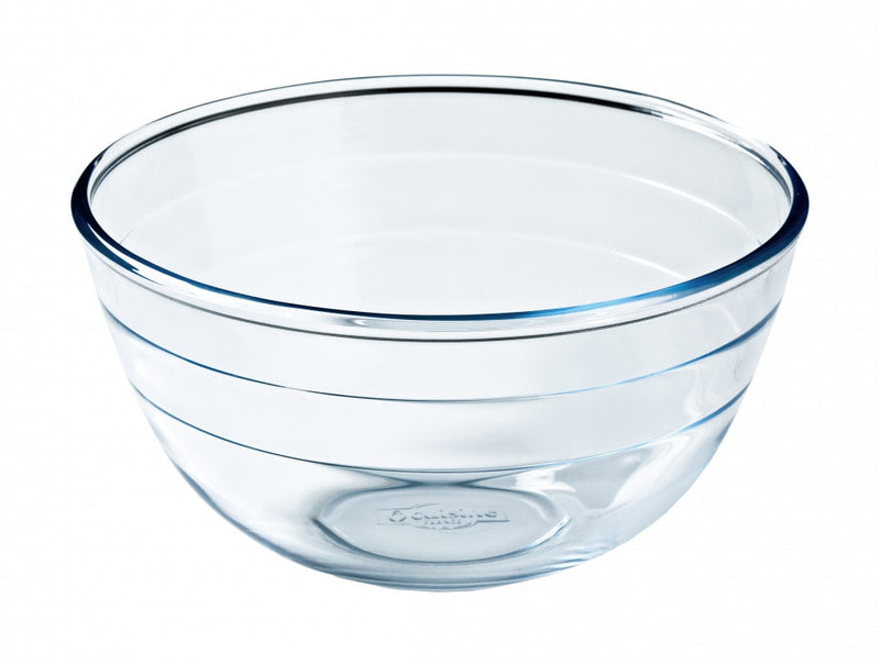 Glass Mixing Bowl 2 Litre