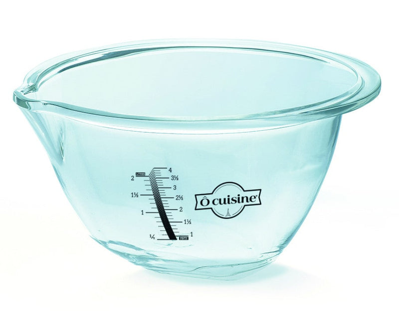 Glass Expert Mixing Bowl