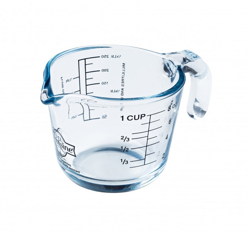 Glass Measuring Jug 250ml
