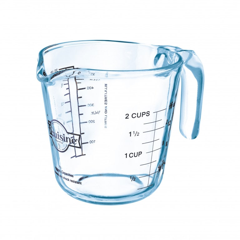 Glass Measuring Jug 500ml
