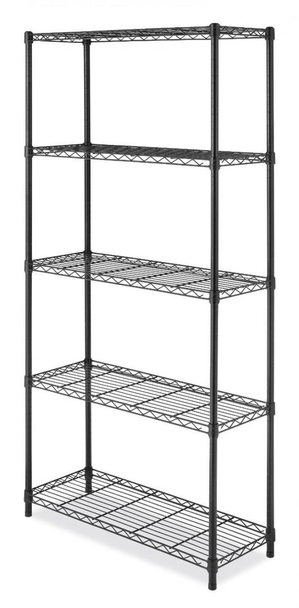 Supreme 5 Tier Shelving
