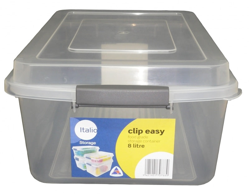 Clip Easy Container, 8 Lit