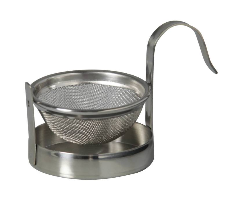 Dripless Swivel Tea Strainer